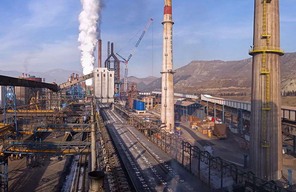 Отходы коксо-химической промышленности