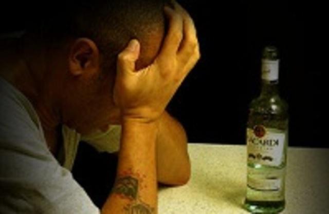 Алкоголь разрушает личность