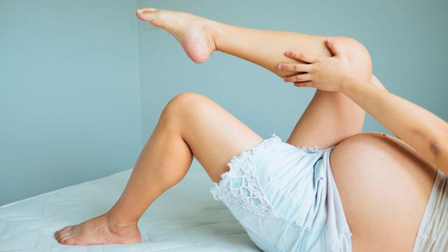 Во время беременности судороги ног