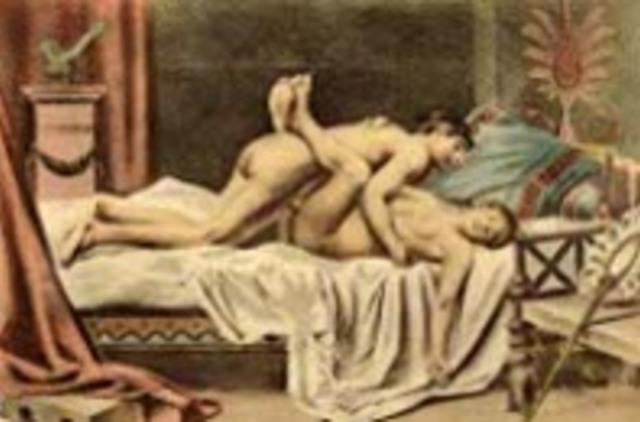 Не заходя пенисом во влагалище 11
