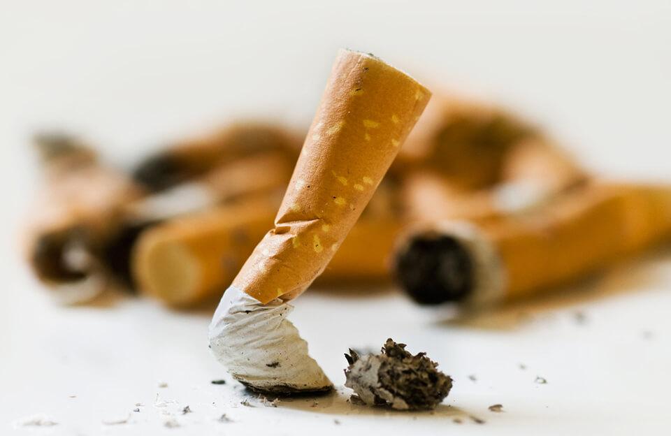 Химические вещества, содержащиеся в сигаретах
