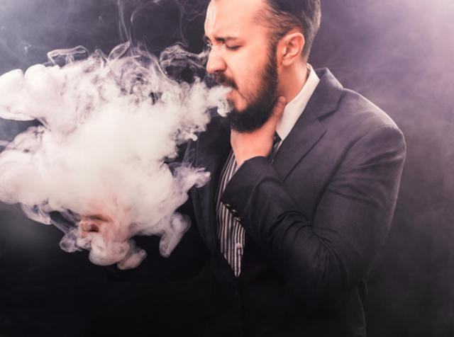 Кашель курильщика – характерный спутник хронического бронхита.