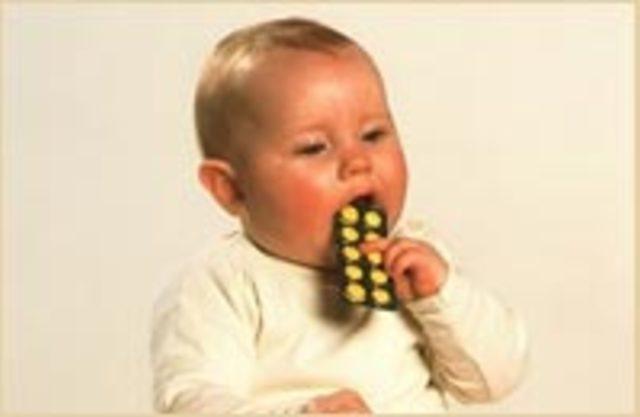 Когда давать ребенку антибиотики при температуре