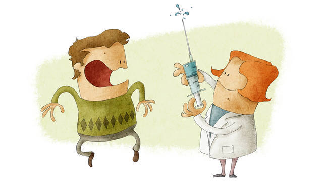 Мифы о вакцинации. Инфекционные болезни