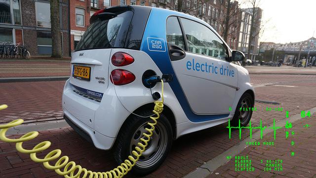 Электромобили оказались безопасными для людей с искусствеными водителями ритма