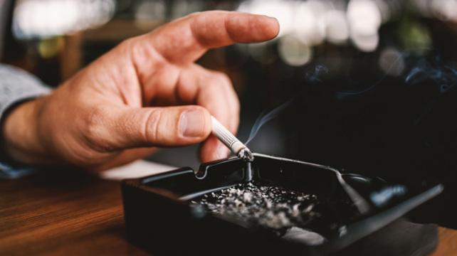 Сосуды курильщика