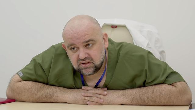 Главврач Коммунарки заявил об увеличении числа госпитализаций пациентов с COVID-19