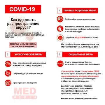«Не прикасайся ко мне!» - факты и теории о передаче коронавируса