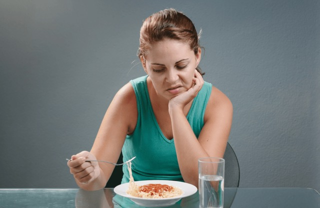 При депрессии нет аппетита что делать