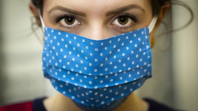 Маски могут задерживать коронавирус