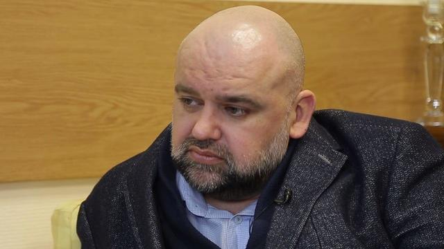 Заразившийся COVID Денис Проценко заявил о своём выздоровлении
