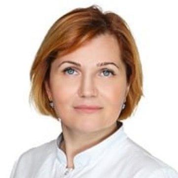 Лашкина Ирина Александровна