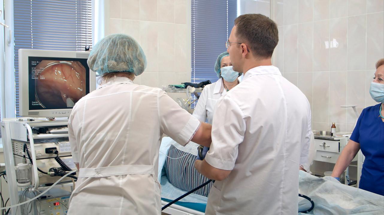 Колоноскопия и выявление колоректального рака