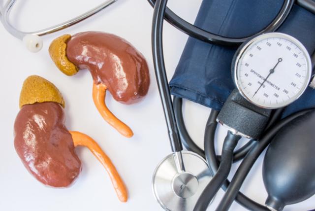 Повышение артериального давления – характерный симптом гломерулонефрита