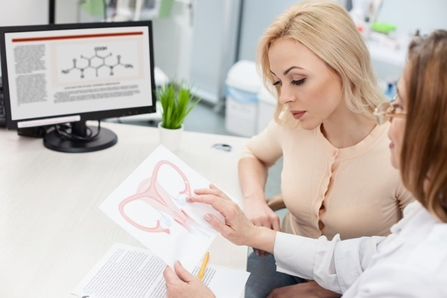 Диагностические и лечебные ошибки в амбулаторной гинекологии