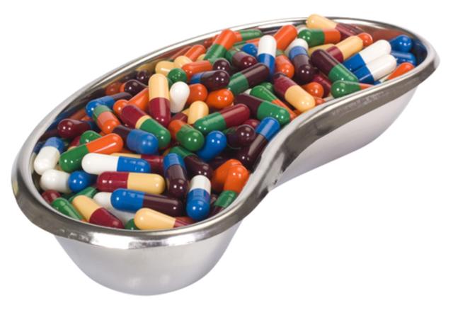 Антибиотикотерапия – главный метод лечения пиелонефрита
