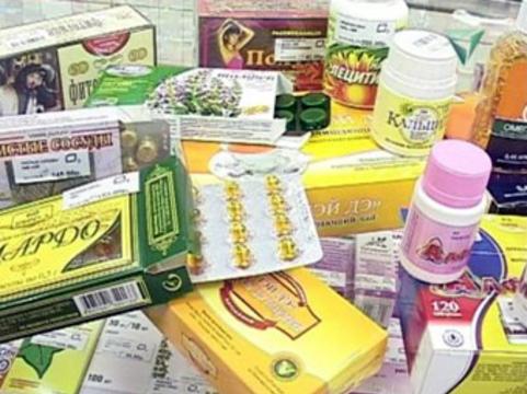 В российских аптеках [запретят продавать БАДы]