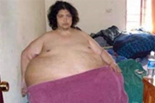 450-килограммовый мексиканец не пережил пути в больницу