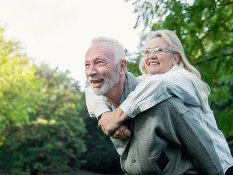 Исследование: секс - важнейшая часть жизни для тех, кому за 65
