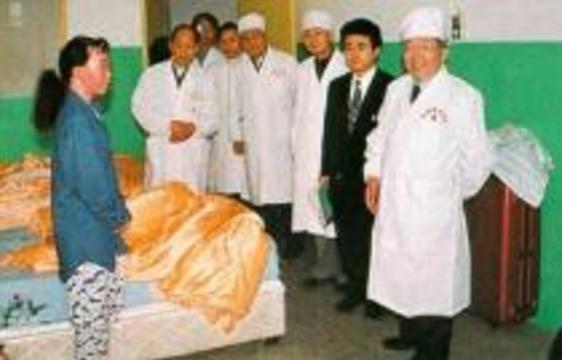 Китай озаботился здоровьем крестьян