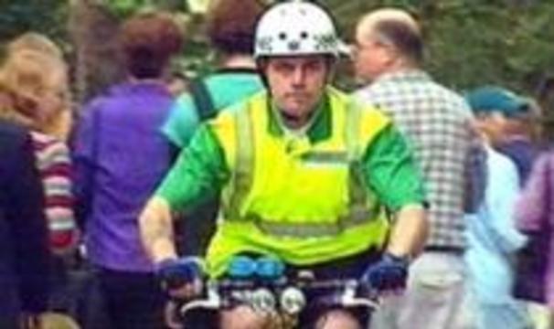 Британские медики пересядут на велосипед