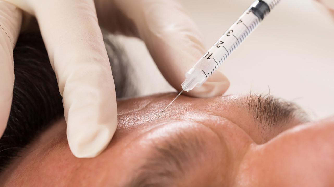 У жителя Тюмени развился некроз кожи лица после косметологической процедуры