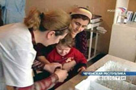 Заболевшие в 2005 году чеченские дети [по-прежнему нуждаются в лечении]