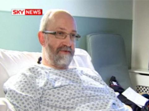 Британскому альпинисту спасли раздробленную ногу [с помощью стволовых клеток]