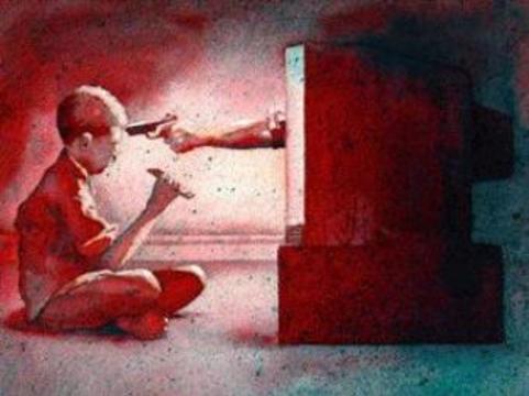 Долгое сидение перед телевизором [повышает риск преждевременной смерти]