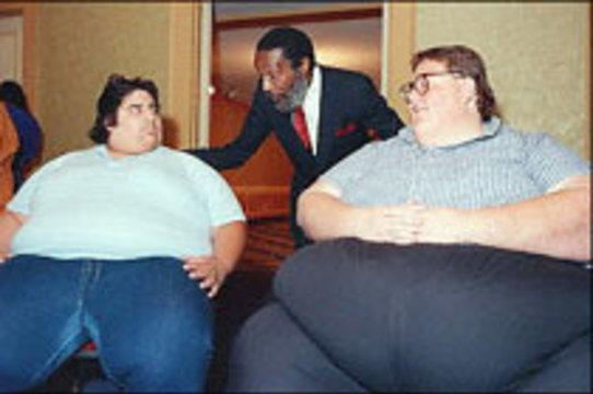 Ожирение может быть заразным
