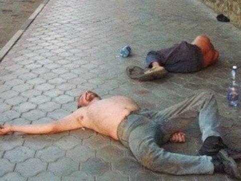 Ученые связали более половины смертей россиян [с алкоголизмом]