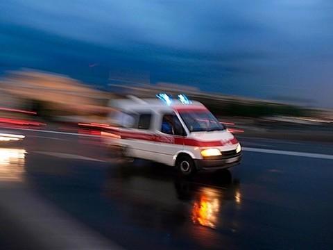 Фельдшер ипациент пострадали вДТП сучастием скорой помощи вМоскве