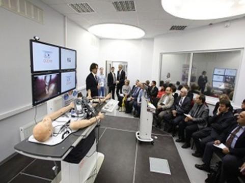 Первая виртуальная клиника [открылась в Москве]