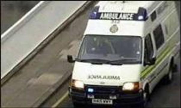 """Британские водители """"скорой помощи"""" использовали машины в качестве такси"""