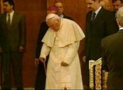 Папа Римский благословил эвтаназию