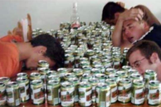 Украинских алкоголиков вылечат [принудительно]