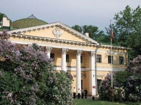Исторические здания в центре Санкт-Петербурга [останутся в ведении ВМА]