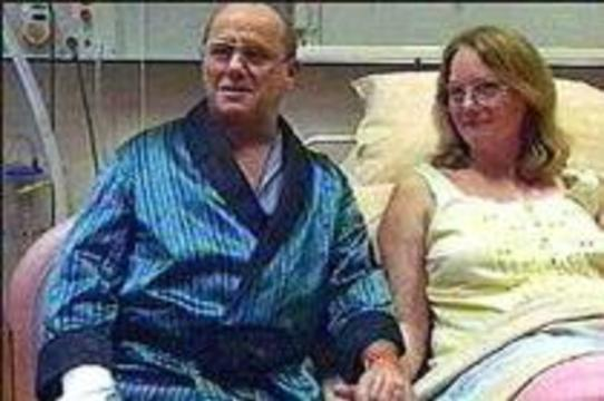 Британские хирурги пересадили иеговисту почку его жены, не используя донорскую кровь