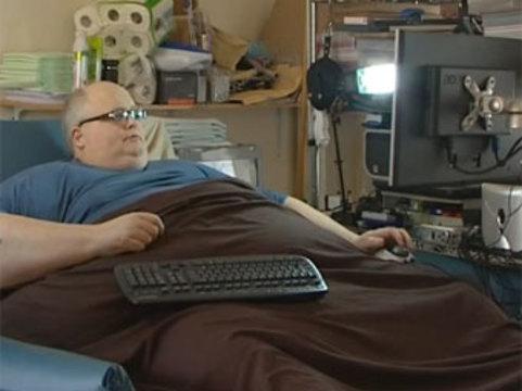 Самый толстый британец [обошелся казне в миллион фунтов]