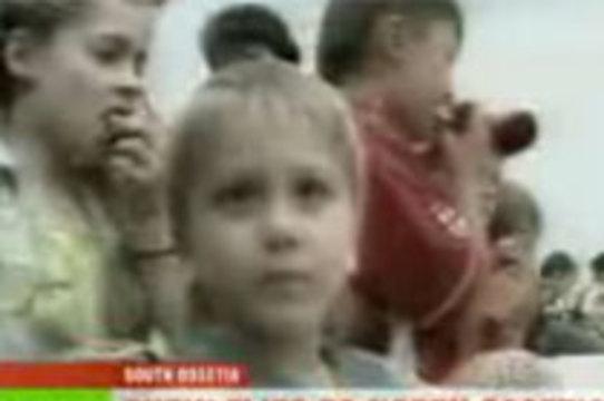 Все дети из цхинвальской больницы переведены [во Владикавказ]