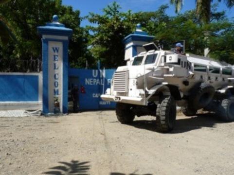 Источником холеры на Гаити [окончательно признали миротворцев ООН]