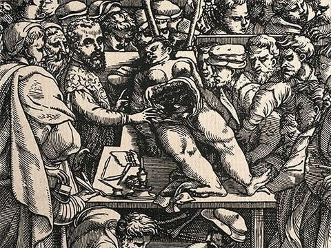 Рак в Средневековье был распространен так же, как и сейчас