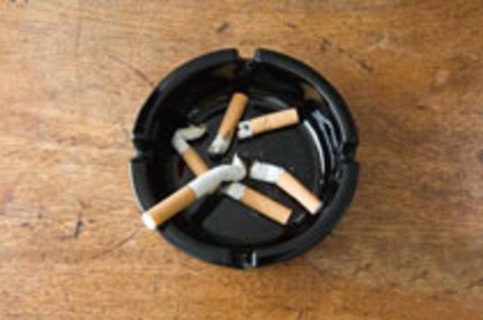 Отказ от курения  приводит к [быстрому снижению смертности от инфаркта]