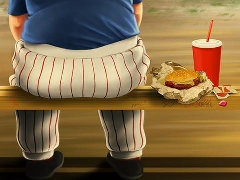 Толстых детей становится все больше