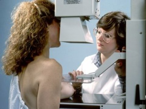 Треть женщин лечились от рака груди [без необходимости]