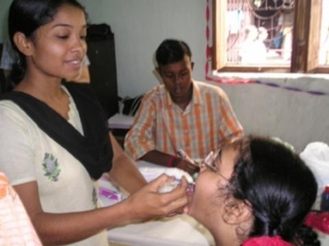 Вакцину от холеры испытают [на 240 тысячах бангладешцев]