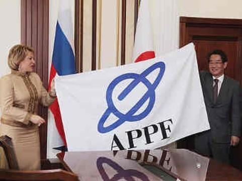 """Во время парламентского форума во Владивостоке [""""скорая"""" будет приезжать по паролю]"""