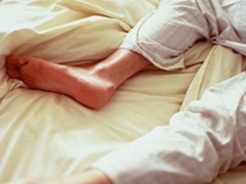 Синдром беспокойных ног [укорачивает жизнь мужчин]