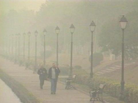 В Москве установлен [рекорд по загрязненности воздуха]