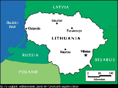 В Литве сократилась [смертность населения]